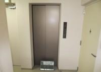 京都市 マンション エレベータシート貼